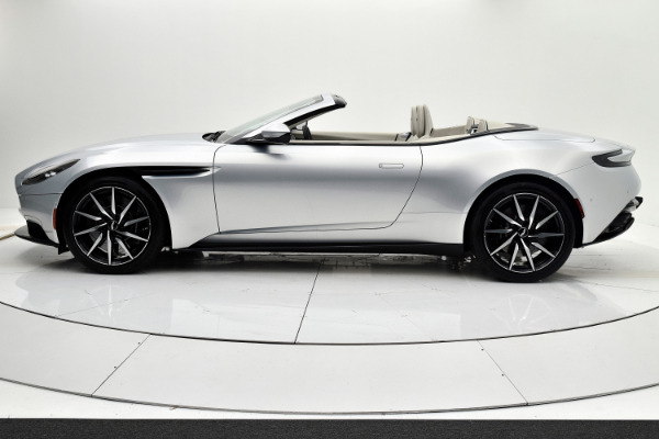 New 2019 Aston Martin DB11 Volante for sale $245,318 at F.C. Kerbeck Aston Martin in Palmyra NJ 08065 3
