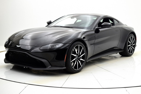 New New 2019 Aston Martin Vantage for sale $161,141 at F.C. Kerbeck Aston Martin in Palmyra NJ