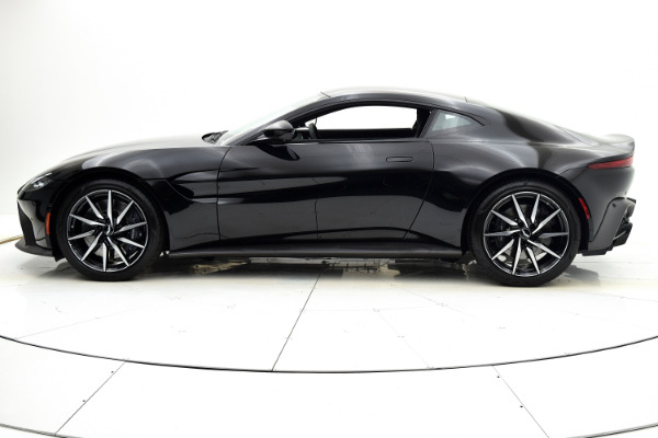 New 2019 Aston Martin Vantage for sale $161,141 at F.C. Kerbeck Aston Martin in Palmyra NJ 08065 3