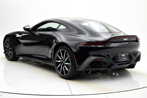 New 2019 Aston Martin Vantage for sale $161,141 at F.C. Kerbeck Aston Martin in Palmyra NJ 08065 4