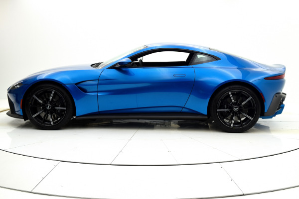 New 2019 Aston Martin Vantage for sale $168,349 at F.C. Kerbeck Aston Martin in Palmyra NJ 08065 3
